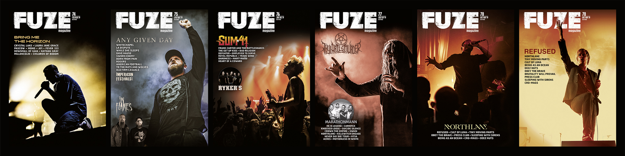FUZE Magazine
